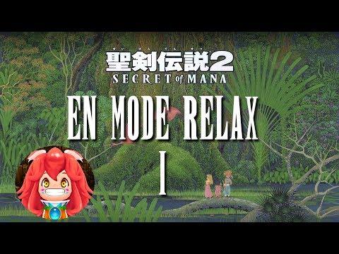 En mode relax 1 - Secret of Mana 3D
