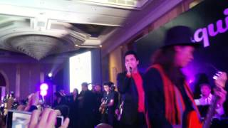 Not The ERASERHEADS Surprise Performance @ Esquire September Travel Issue Launch
