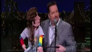 Terry Fator: Letterman
