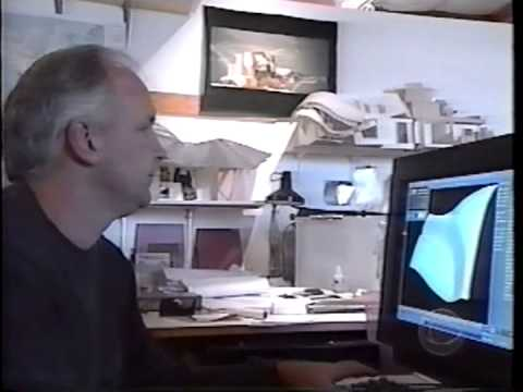 Excerpt from 60 minutes on Frank Gehry and Rick Smith 3D technology in Architecture