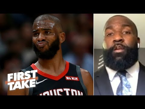 Kendrick Perkins: Chris Paul's biggest issue is his ego  | First Take