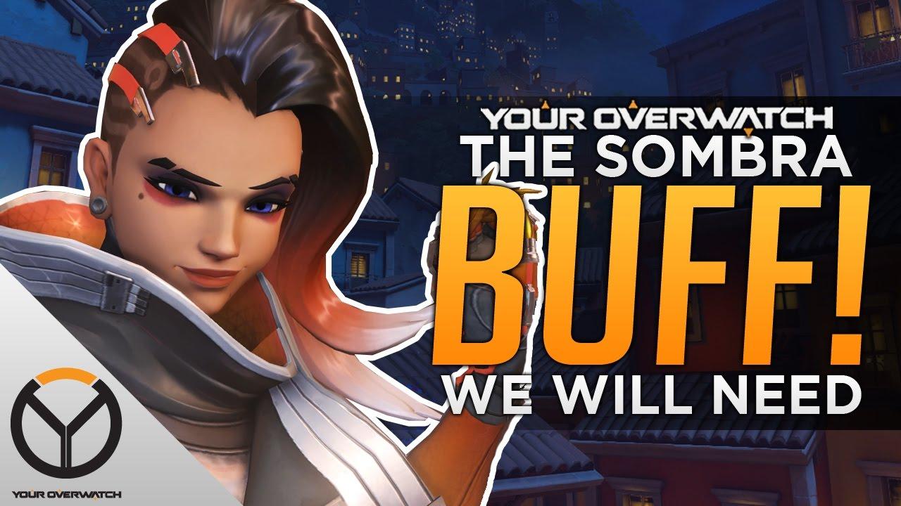 spotgoedkoop nieuwe foto's goedkope verkoop Overwatch: The Sombra Buff We Will Need