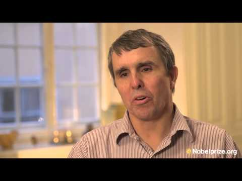 The difference between academia and industry according to Eric Betzig, 2014 Nobel Chemistry Laureate