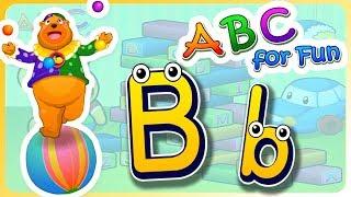 字母 B | The Letter B | ABC for Fun