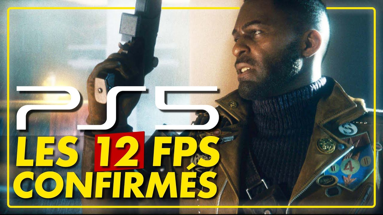 PS5 : 12 FPS confirmés sur la prochaine console de Sony !