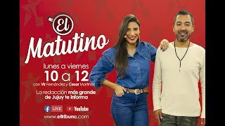 """#EnVivo """"El Matutino"""" Miercoles 22 de Septiembre"""
