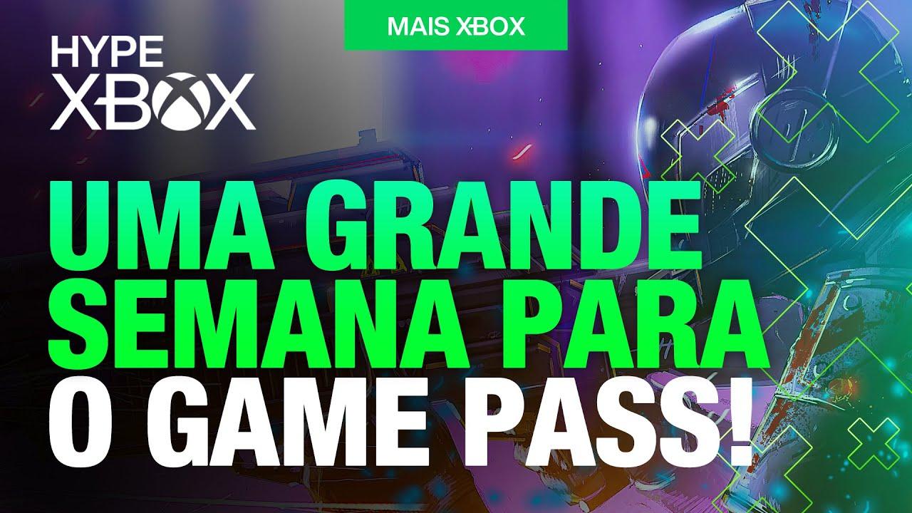 QUE SEMANA!!! 2 GRANDES JOGOS no GAME PASS e BETA de EXCLUSIVO AGUARDADO! [HYPE XBOX]