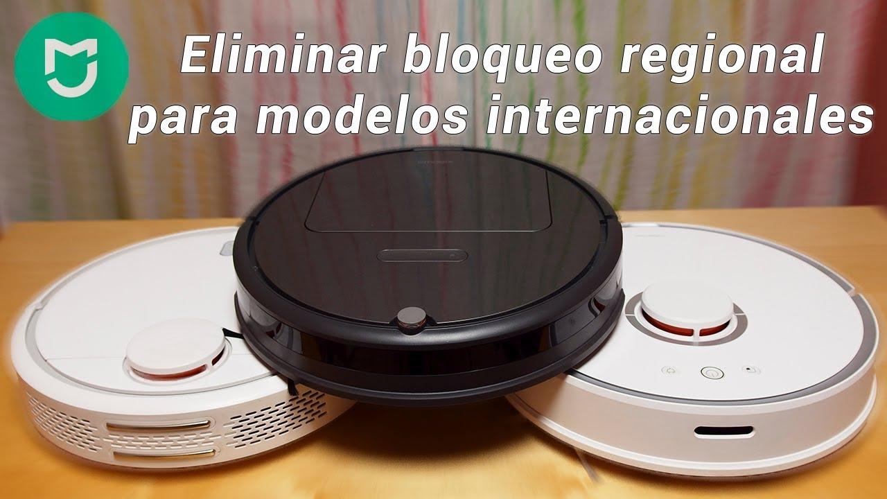 💡 Tutorial: Eliminar el bloqueo regional para modelos internacionales →  Xiaomi Vacuum / Roborock S50