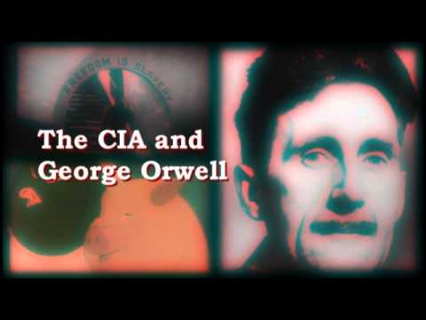 CIA and Hollywood episode 1 George Orwell