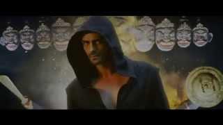 Raavan vadh scene in Ra.one (Arjun Rampal) Awesome Dialogue