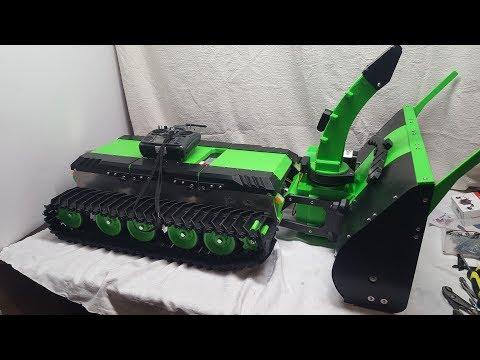 Spyker Workshop - Spyker Snow Blower 2X - Electronics (BUILD SERIES)