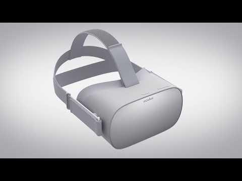 Oculus Go Portable Standalone VR Headset 32GB