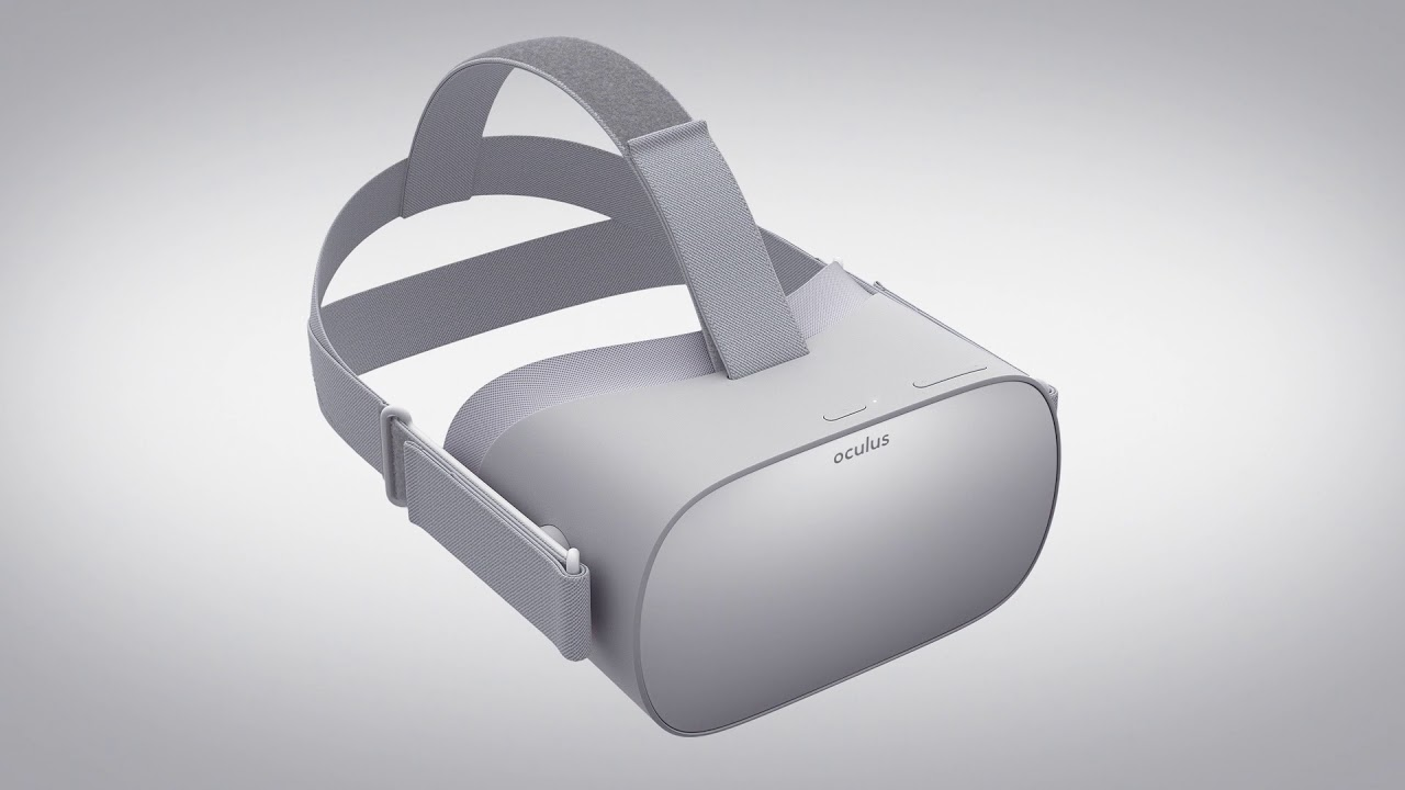 Pioneering the Frontier of VR: Introducing Oculus Go, Plus