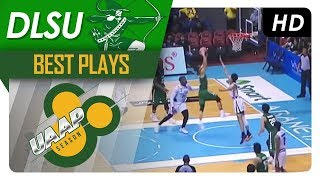 Ricci Paolo Rivero Best Plays | UAAP 80 Men's Basketball