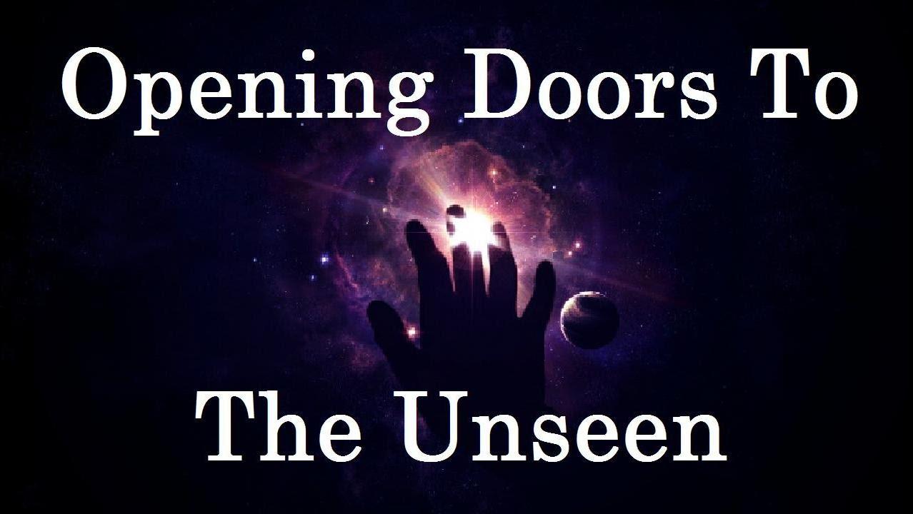 OPENING DOORS TO THE UNSEEN - Truthseekah & Beast1333 (SPIRITUAL ALCHEMY)