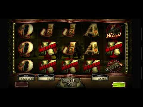 Apollo Slot 200€ BET Gangster World