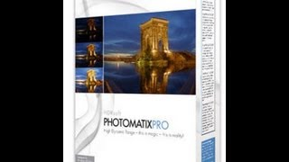 photomatix  pro شرح برنامج