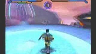 Alter Echo (PS2) Level 36 - Rescue: Sacrifice
