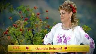 Gabriela Bolundut - Colaj Bihor - Live - 2015