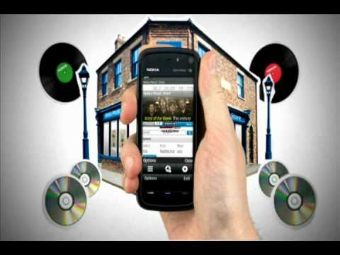 Nokia 5800 XpressMusic || Hints and Tips 1 - Music Download.