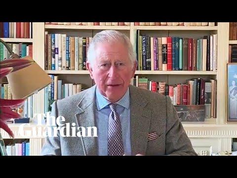 Prince Charles addresses