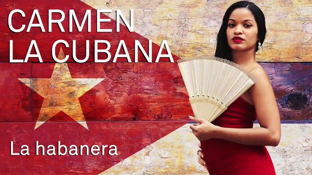 Carmen La Cubana Musical Köln