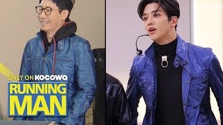 """Where is the Jacket? Ro Woon """"I'm wearing it 😎✨""""[Running Man Ep 443]"""