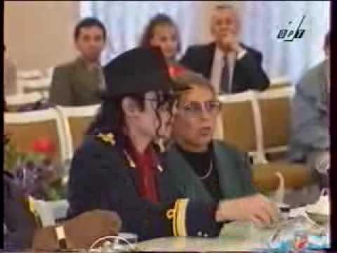 МАЙКЛ ДЖЕКСОН В МОСКВЕ 1996  ОРТ