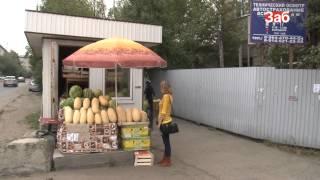 Корреспонденты ЗабТВ проверили арбузы на нитраты