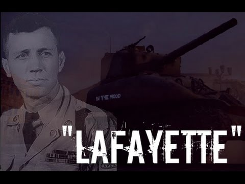 """""""Lafayette"""" - A War Thunder cinematic featuring Sherman Ace Lafayette G Pool"""