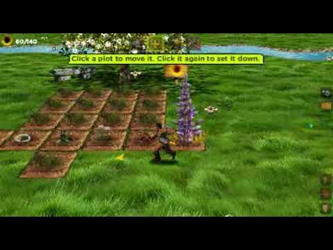 Nimian Garden - 3d Flash Game
