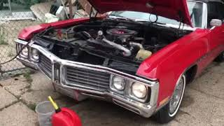 Bill's 1970 Buick Electra 225 Project (Carburetor issues)