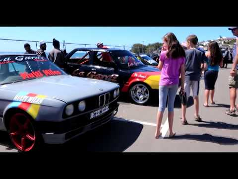 Mosselbay , De bakke motorsport spinning