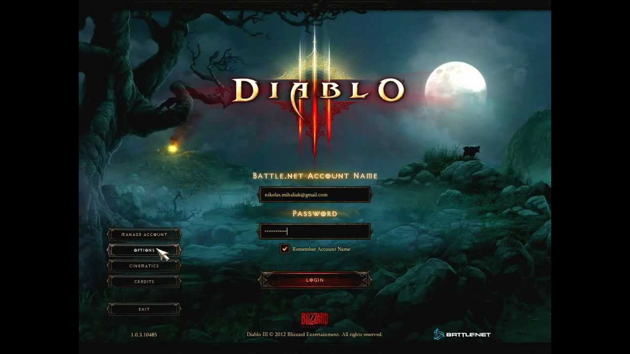diablo 3 error 3007 mac