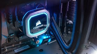Corsair H100i Platinum - Can it Dethrone the Kraken?