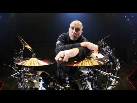 VOLBEAT: Rig Run Down with Jon [Pearl Drums]   YouTube