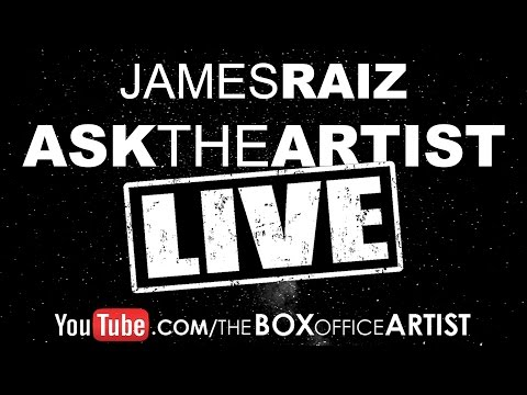 ASK THE ARTIST LIVE!!!
