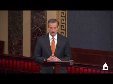 Sen. John Thune: If Anyone Can Fill Justice Scalia