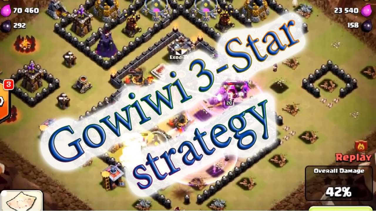 clash of clans attack strategy guide