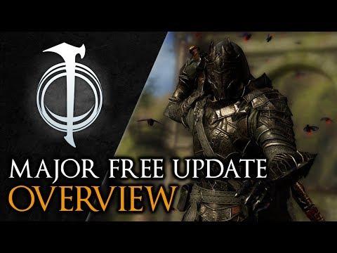 SHADOW OF WAR Major FREE UPDATE - Content Overview