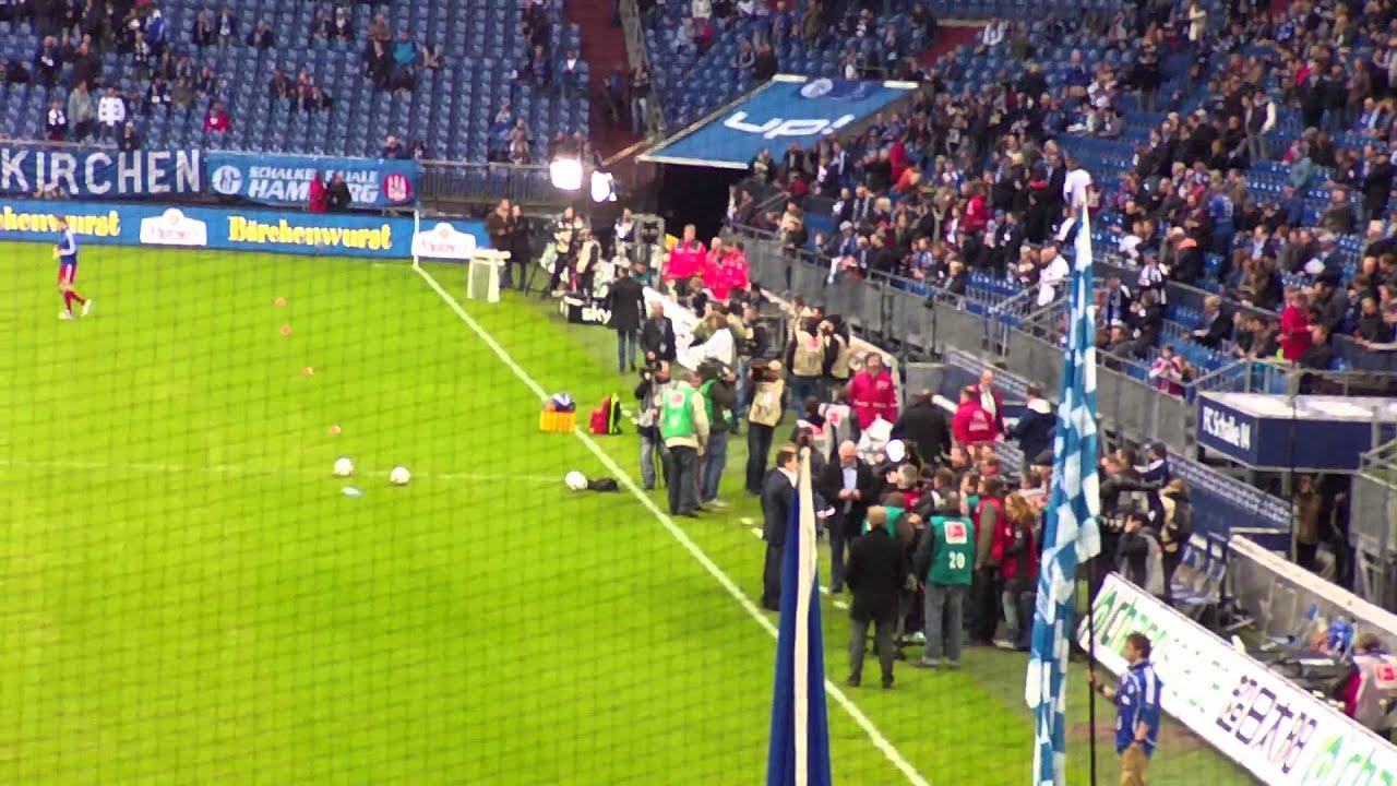 Schalke Gegen Hamburg 2017