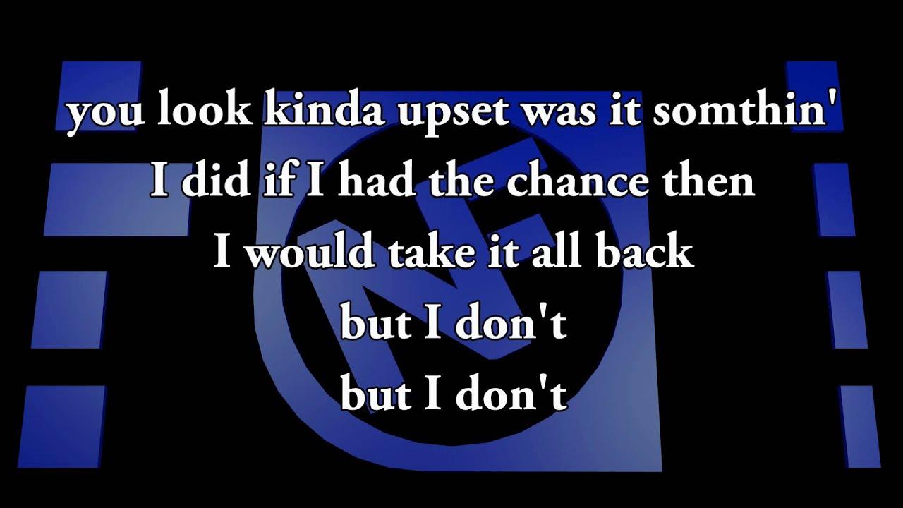 NF That's Alright Lyrics - Lyrics Mix