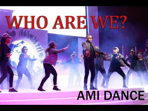 AMI Dance - Who Are We? (LIVE PERFORMANCE)