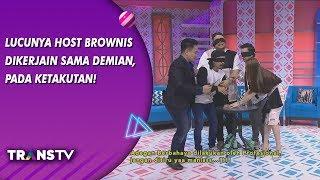 BROWNIS - Lucunya Host Brownis Dikerjain Sama Denny Darko, Pada Ketakutan! (21/8/19) Part 1