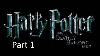 Harry Potter and the Deathly Hallows Part 2: The Game - Walkthrough - Chapter 1