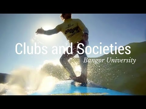 Clubs and Societies at Bangor University