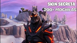 "NEW SECRET SKIN ""RUINA SKIN"" FORTNITE & 200 + BACKPACKS! TESTING SKIN COMBOS AND RUCKSACK FORTNITE"