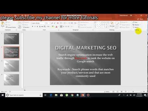Tutorial for digital marketing beginners-Ekra vlog thumbnail
