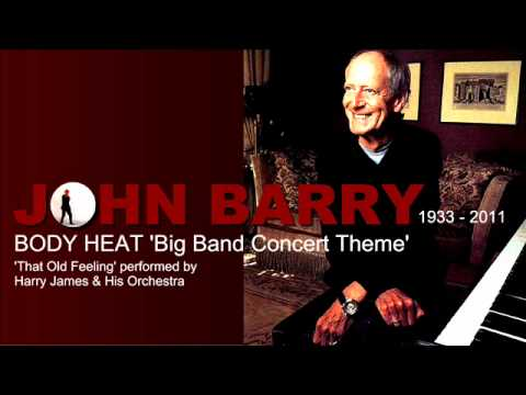 JOHN BARRY  Body Heat  'Big Band Concert Theme'