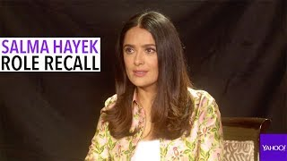 Salma Hayek interview about her roles in 'From Dusk till Dawn,' 'Frida,' and more